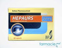 Hepaurs caps. 250 mg N10x6 (Balkan)