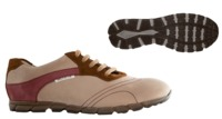 Кожанные кроссовки BELKELME (08422 - 5 /136)