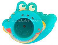 """Baby Mix HS-0226 Набор игрушек для купания """"Аллигатор"""""""