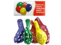 cumpără Set de baloane cu buline, 5buc în Chișinău