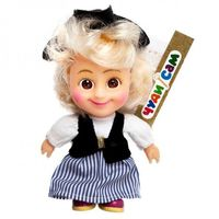 Мягконабивная кукла МАЛЕНЬКАЯ Пиратка