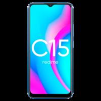 Realme C15 4/128Gb Duos, Blue