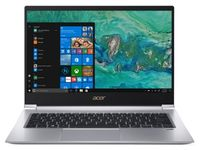 "ACER Swift 3 Sparkly Silver (NX.H4CEU.025), 14.0"" IPS FullHD + Win10H"