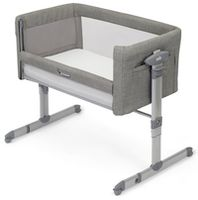 Co-sleeper 2 in 1 Joie Roomie Glide Foggy Gray