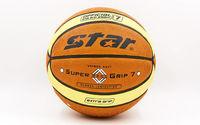 Мяч баскетбольный PU №7 STAR C070