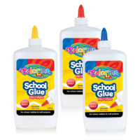 Glue pentru hârtie PVA 500 gr Colorino