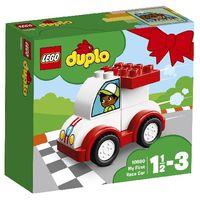 Lego Duplo Конструктор Мой первый гоночный автомобиль