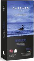 Capsule pentru aparatele de cafea Carraro Honduras Compatible Nespresso 10caps