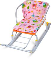 Мягкое сиденье для санок СС1