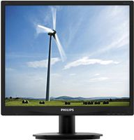"19.0"" Philips 19S4QAB, Black"