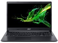"ACER Aspire A515-44 Charcoal Black (NX.HW3EU.005) 15.6"" IPS FHD (AMD Ryzen 3 4300U 4xCore 2.7-3.7GHz, 8Gb (2x4) DDR4 RAM, 256GB PCIe NVMe SSD+HDD Kit, AMD Radeon Graphics, WiFi-AC/BT, Backlit, 3cell, HD webcam, RUS, No OS, 1.9kg)"