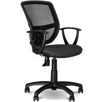 Кресло BETTA GTP OH-5 черная ткань