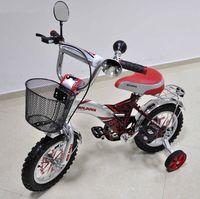 Велосипед 2-х колёсный, синий