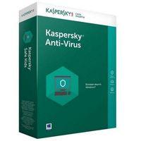 Kaspersky Anti-Virus BOX, 1 Dt 1 Year Base