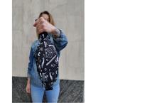 cumpără Geantuta de talie Custom Wear UNO Trash Black (387) în Chișinău