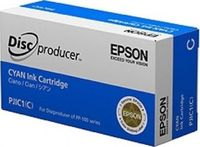 Ink Cartridge Epson PJIC1(C) Cyan PP-100