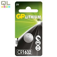 купить Батарейка GP 3V Lithium Ø16х3.2mm CR1632-7C5 в Кишинёве
