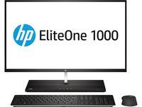 """cumpără All-in-One PC - 27"""" EliteOne 1000 G2 4K UHD IPS, Intel®Core® i7-8700, 16GB DDR4 RAM, 512 GB PCIe NVMe SSD, no ODD, CR, Intel® UHD 630, IR+2Mp cam, Wi-Fi/BT5, HDMI, DP, USB-C, GigaLAN, 180W PSU, Win10Pro, Wireless KB/MS, Silver/Black. în Chișinău"""