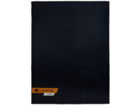 Gaming Chair Floor Mat Canyon 100 x130 cm, Black