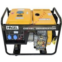 Дизельный генератор Hagel 6000CL