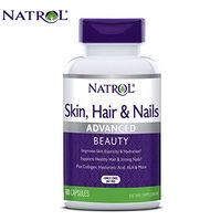Natrol BEAUTY - SKIN HAIR NAILS 60 CAPS