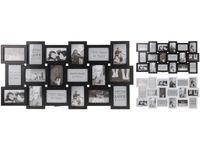 cumpără Rama foto colaj 18 fotografii (10X15cm) alb/negru în Chișinău