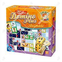 Развивающая игра - Домино Плюс -Животные 60594