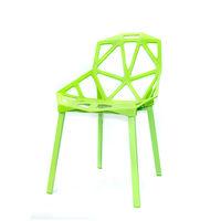 купить Пластиковый стул, 560x590x450x810 мм, зеленый в Кишинёве
