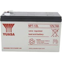 Yuasa NP7-12L-TW, Battery 12V 7AH