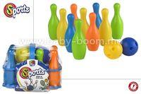 Color Baby 43465 Набор для мини-боулинг