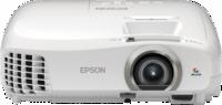 """Full HD LCD Projector Epson EH-TW5300, 2200Lum, 35000:1, Full HD (1920*1080) Доступный Full HD 3D-проектор для дома  Технология: LCD: 3 х 0.61"""" P-Si TFT Режим просмотра 3D-изображения Разрешение Full HD 1080p Яркость 2 200 ANSI lm Цветовая яркость 2 200 ANSI lm Контрастность 35 000:1 Масштабирование проецируемого изображения 1.2x Автоматическая коррекция трапецеидальных искажений по вертикали Коррекция трапецеидальных искажений по вертикали и горизонтали Интерфейс HDMI Поддержка стандарта MHL Просмотр изображений с USB флэш-накопителей Встроенный динамик 5 Вт Срок службы лампы 7 500 часов Фронтальный вывод теплого воздуха"""