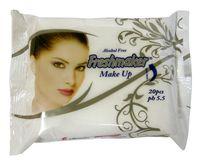Салфетки влажные Freshmaker make-up  20шт.