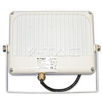 Прожектор LED V-Tac — 30W White Body SMD 6000K VT-4830