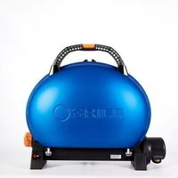 Газовый гриль O-GRILL 500T, синий