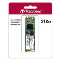 M.2 SATA SSD  512GB Transcend