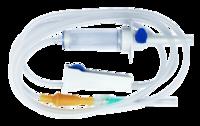 Sisteme p/u infuzie cu ac metalic 21G (Medivac)
