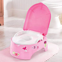 Горшок 3 в 1 Summer Infant My Fun Potty Girl