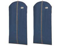 купить Чехол для одежды 65X135cm BLUE, тканевый в Кишинёве