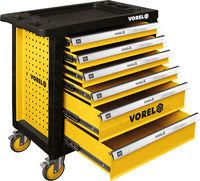 Инструментальная тележка Vorel (58539)