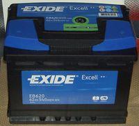 купить Exide Excell 62Ah 540A в Кишинёве