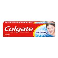 Зубная паста Colgate Whitening - БЕРЕЖНОЕ ОТБЕЛИВАНИЕ, 100 мл