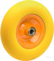 cumpără Roata din spuma poliuretan 88214 galben (WB6406) în Chișinău