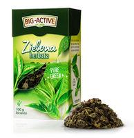 Чай зеленый Big Active, 100 гр