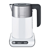 Чайник Электрический Bosch TWK8611P
