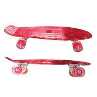 Скейтборд с подсветкой (6-14 лет)