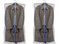 Чехол для одежды 135X60cm прозрачный, п/э
