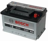Bosch S3 12V 70AH 640(EN)