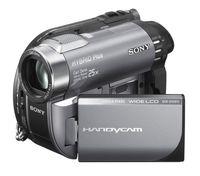 Видеокамера DVD Sony DCR-DVD810E