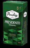 Paulig Presidentti 250г (молотый)