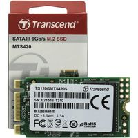 M.2 SATA SSD  120GB Transcend